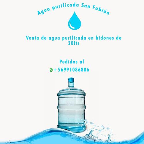 aguas purificadas