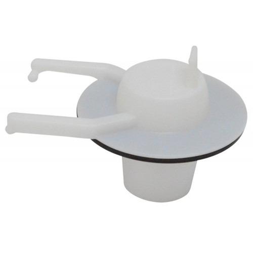aguastop plástico blanco o negro económico cisterna inodoro