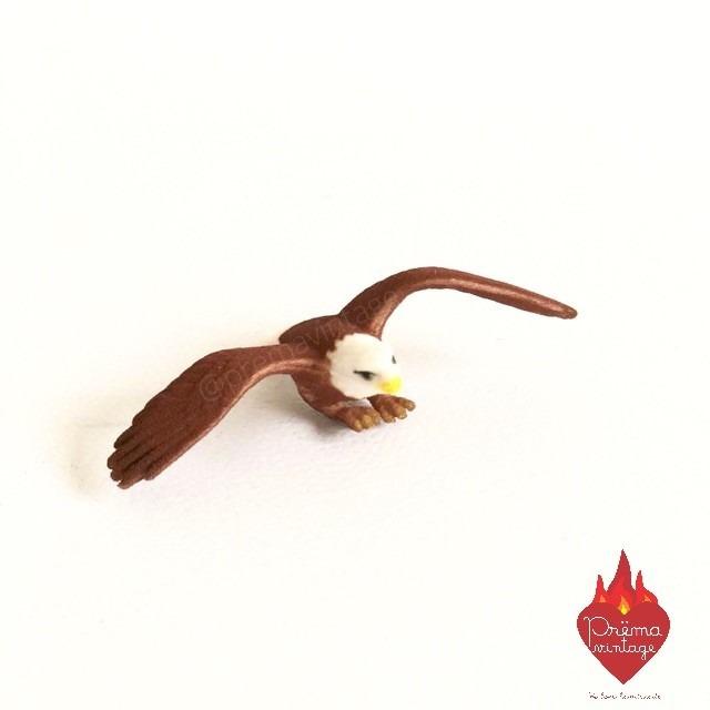 prezzo competitivo 6d5dd a59f5 Aguila Calva Felpa Animal Ave Bosque Souvenir Deco Torta