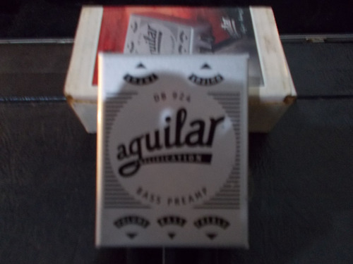 aguilar db 924 preamp