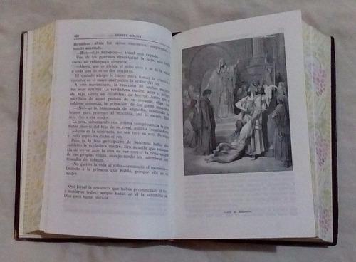 aguilar la epopeya biblica cuero p/biblia buena condic desga
