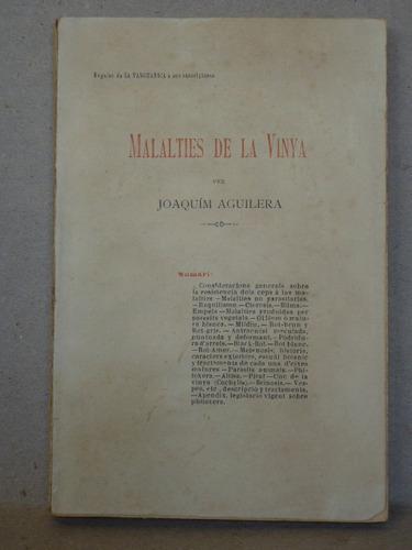 aguilera, j. malalties de la vinya. 1898