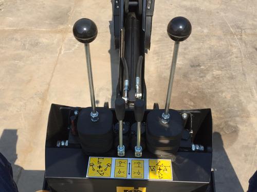 aguilon para minicargador optimal op03 m4q