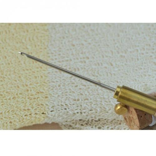 aguja de bordar tambour lentejuelas piedras canutillos 3 med