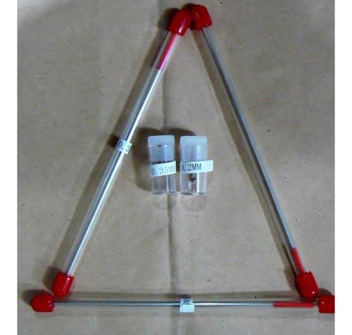 aguja para aerografos hymair 0.35 (bd 130 180 128 134 )