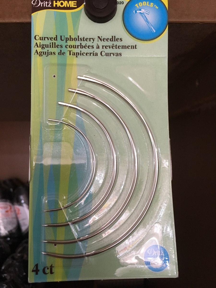 agujas curvas Agujas para tapiceros COSE