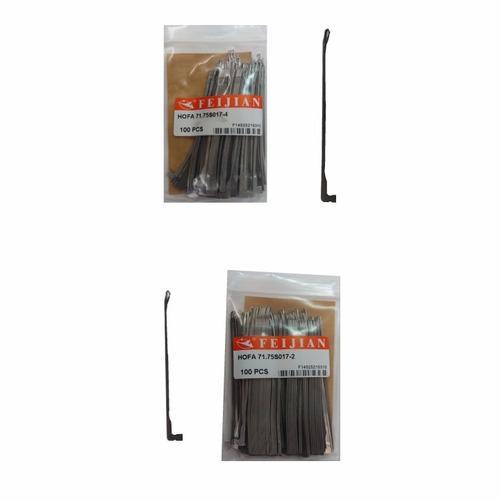 agujas para maquina de tejer medias hofa71-75s017-4