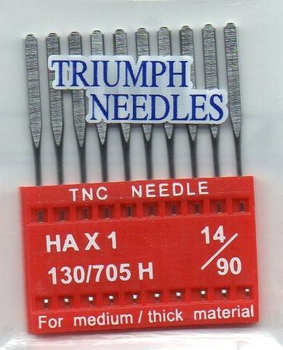 agujas para maquinas de coser domesticas,overlock,recta,etc