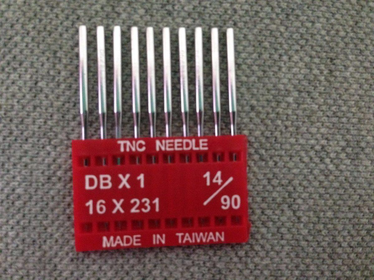 Agujas Para Maquinas De Coser Recta Industrial Dbx1 - Bs