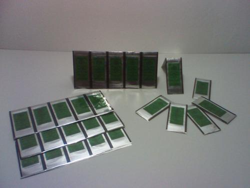 agujas para mostacilla-canutillo # 12 pq.*25 und.