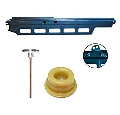 agujero de revista 2 conductor, parachoques y acero - upgrad