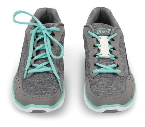agujetas magneticas para zapatos tenis se abrochan solas