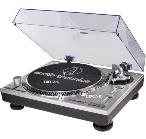 agulha elíptica + cápsula -da audio technica at- lp120 usb