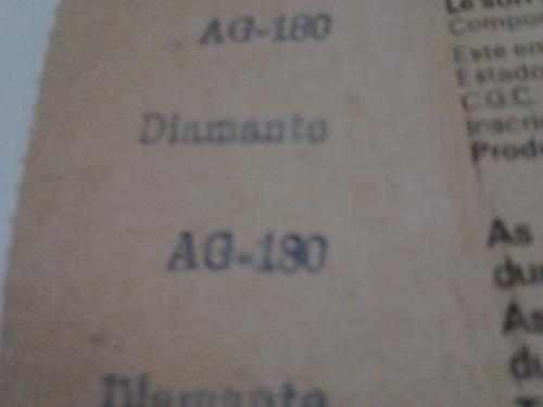 agulha leson  ag180