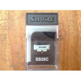 Agulha Shure Ss35c Original Na Caixa
