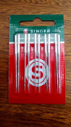 agulha singer para máquina de costura galoneira nº 11