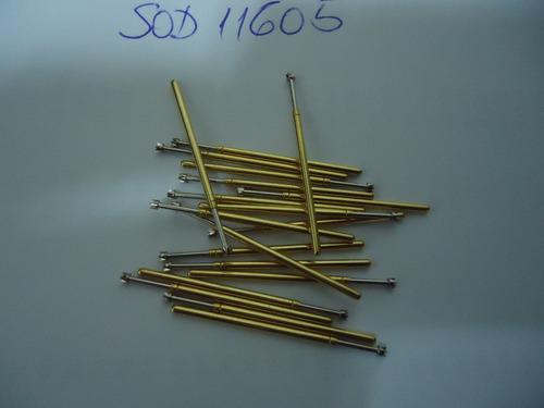 agulhas testes f100.36b.150.r.300 - pq100-z-10r pino