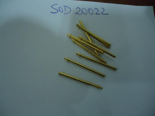agulhas testes top3.i12.180.g.t2,8c25 pin545