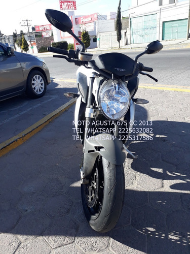 agusta 675 moto