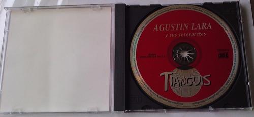 agustin lara y sus interpretes cd raro año 2000 peerless bvf