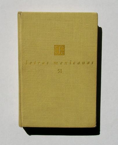 agustin yañez la creacion libro mexicano 1a edicion 1959