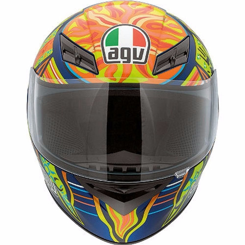 agv k3 5-continents full face motorcycle helmet
