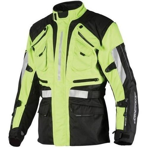 agvsport chaqueta, pantalón y guantes moto - pack adventure