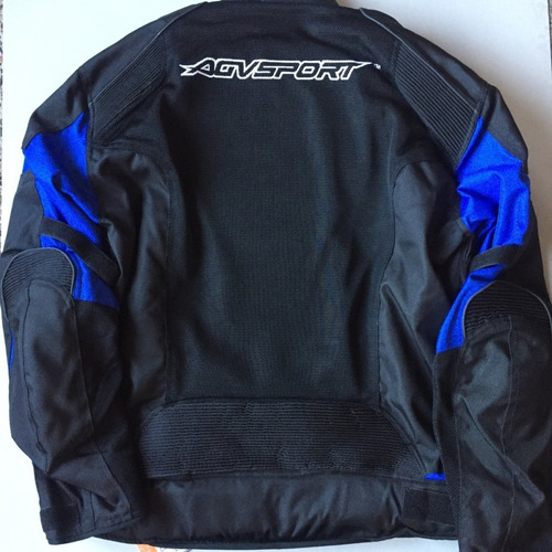 agvsport chaqueta, pantalón y guantes moto - pack ciudad