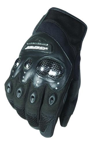 agvsport jetglove guantes para motociclista tallas l y xl