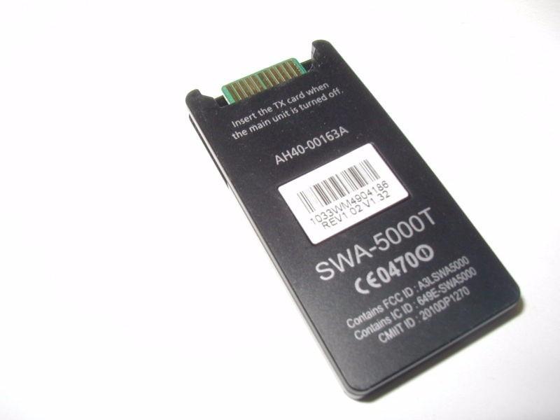 Ah40 00163a Cartao Tx Wireless Samsung Swa 5000 Original