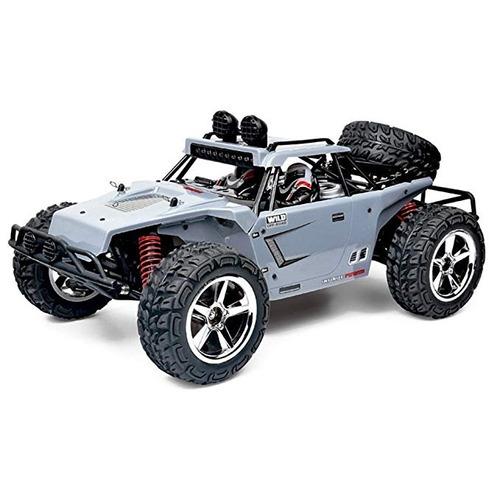 ahahdd 1: 12 escala rc carro 35 mph + control remoto alta ve