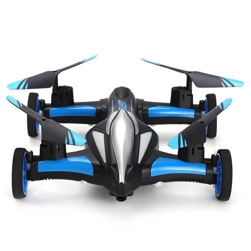 ahahjj flying rc car 2.4ghz 4ch vehículo eléctrico gyro