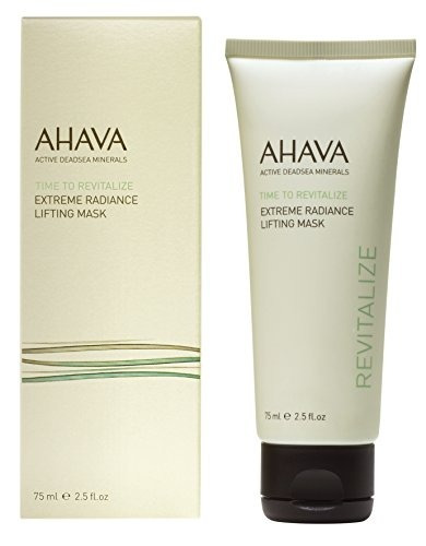 ahava time to revitalize extreme radiance lifting mask 25 fl