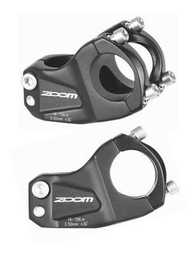 ahead stem zoom 50mm 30º 1 1/8 31.8 - ciclos