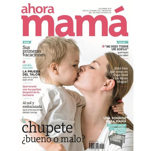 ahora mamá - edición #252