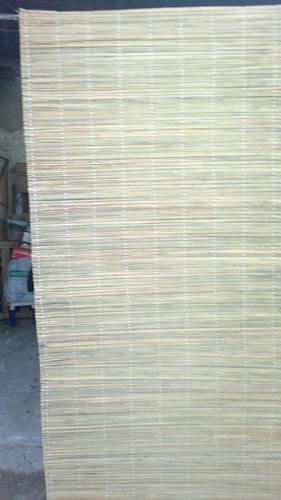 ahora oferta corte para cortina de junco completa 1mt x 1mt.