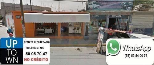 ahorra $577,250. remate hipotecario en chimalhuacan(ac.3755)