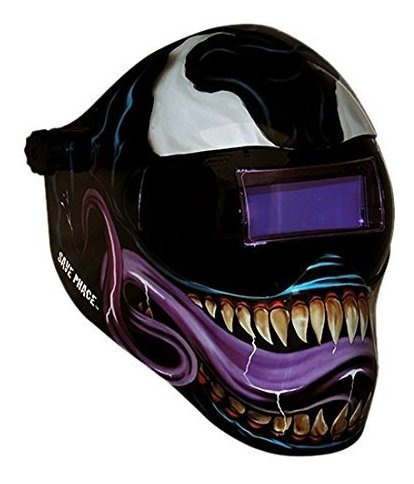 ahorra phace 3012145 marvel comics venom casco de soldadura