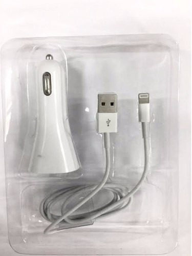 ahorrador cargador iphone 5/5s 6 y 7 doble cable t/virtual