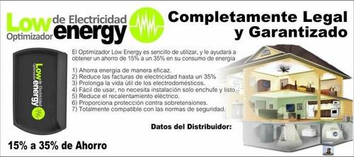 ahorrador de energía eléctrica