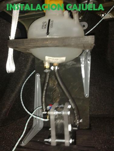 ahorrador de gasolina, hidrogeno celda seca 10 años en kit