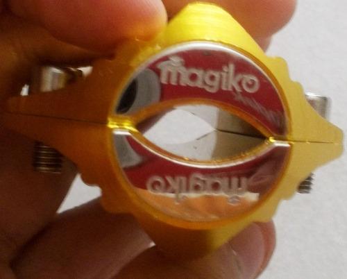 ahorrador de gasolina magiko neodimio 100% acero inoxidable.
