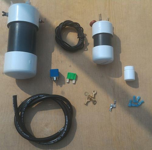 ahorrador gasolina hidrogeno 3 años hho kit completo
