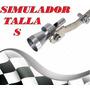 Simulador De Turbo Punto Plata Motocicletas Y Carros 1000cc