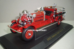 Stutz Model C 1924 bomberos maqueta de coche 1:43//Lucky la cast