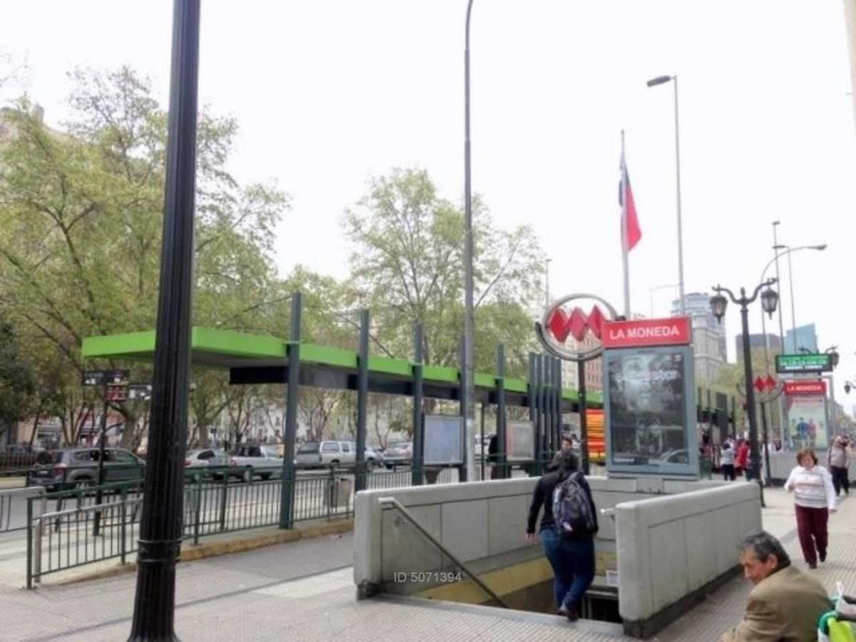 ahumada / metro moneda / teatinos  / plaza