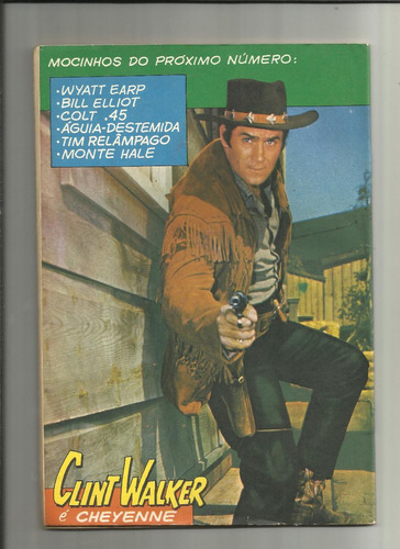 aí, mocinho! nº 06 - a nostalgia do faroeste-1987 - ótimo