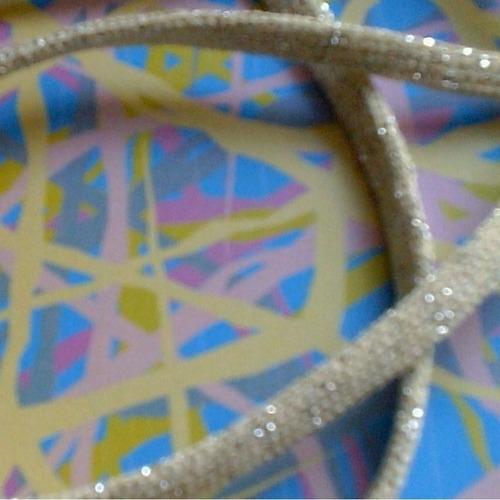 aia-1500 cordón con lurex por 150mts