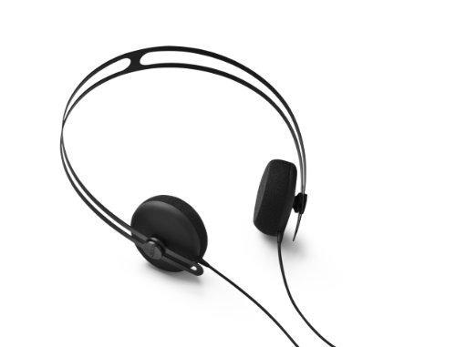 aiaiai tracks auricular con micrófono, negro