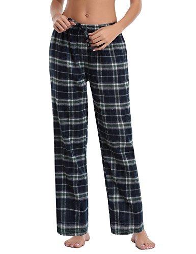 c0c1396f1e Aibrou Pantalones De Pijama Para Mujer Pantalones De Noche D ...